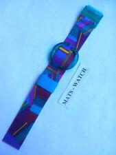 Pop-swatch + apwk 174 pitsch patsch + stretchband + original-ring + nuevo/new