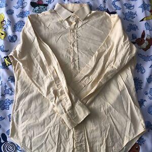 Polo Ralph Lauren Button Down Shirt Men's (16 1/2 34/35) Regent Classic Fit