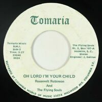 """deep gospel soul 7"""" THE FLYING SOULS Oh Lord I'm Your Child ♫ Mp3 Tomaria Funk"""