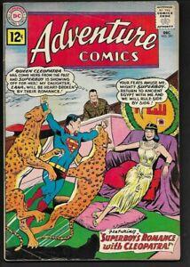 1961 DC Adventure Comics #291 6.0 Fine