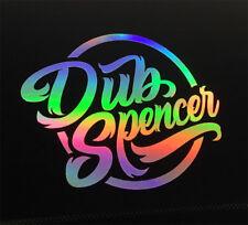 Dub Spencer Crew Sticker Auto Porno Hologram Heckscheiben Aufkleber stance stati