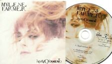 CD Single Mylène FARMER Inamoramento Picture CD Limited Edition 2-tr CARD SLEEVE