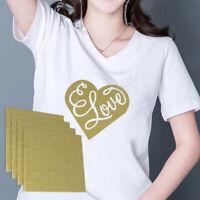 5x Kleidung Patch Patches Aufnäherbild Nähen Dekoration DIY T-Shirt Rucksack DE