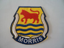 Morris Minor Owners Club Embroidered Patch Sew On / Iron On Cloth Patches