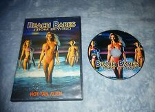 Beach Babes From Beyond (DVD, 1993) Full Moon *RARE oop*