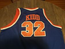Jason Kidd 32 2XL Air Jordan Pilots High School Throwback 1992 Jersey XXL