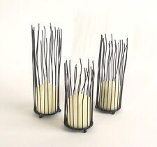 Danya B™ Willow Iron Candleholder 3-piece Set QBA045
