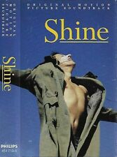 Various ‎Shine Original Motion Picture Soundtrack CASSETTE ALBUM Hirschfelder