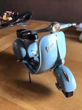 More details for xonex blue vespa scooter