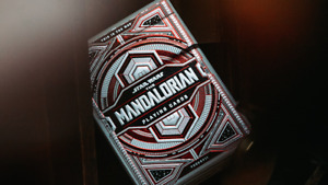 """Mandalorian Playing Cards by theory11 Star Wars Offically Licenced Grogu """"Bab..."""