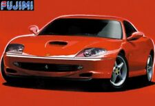 Ferrari 550 Maranello rot - 1:24 Fujimi