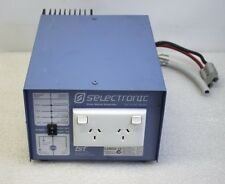 Selectronic LD600-12 600W AC - DC Sine Wave Inverter 2 Outlet Camping Caravan