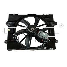 TYC 621380CU Radiator And Condenser Fan Assembly