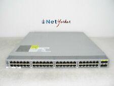 Cisco N3K-C3048Tp-1Ge Nexus 3048 10/100/1000 Mbps Network Switch â–Fast Shippingâ–