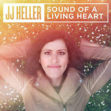 Sound of a Living Heart - JJ Heller (CD, 2015, StoneTable Records) FREE SHIPPING