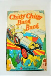 1968 CHITTY CHITTY BANG BANG Colorforms Set