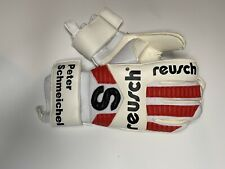 Reusch Peter Schmeichel gloves Size 9 Free Worldwide Shipping