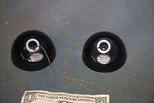2 Esterbrook #113 Dipless Desk Set Bases Bank Chain Fountain Pen Holder Vintage
