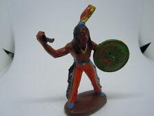 DDR Indianer von Emil Bayer Little Turtle  Weichgummi Sammlerstück