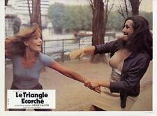 SEXY SABINE GLASER LE TRIANGLE ECORCHE 1975 VINTAGE LOBBY CARD ORIGINAL #6