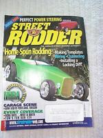 Street Rodder OCTOBER 2001  Vol.30  # 10 THE WORLD'S STREET RODDING AUTHORITY