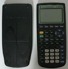Texas Instruments Ti-83 Plus Graphing Calculator w/ Sliding Cover Parts Repair