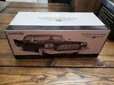ERTL Chrysler Collection 1957 Chrysler 300 C Black Diecast 1:18 Scale MIB 2001