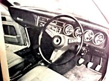 HILLMAN AVENGER GT -1970 - Road Test removed from The Autocar