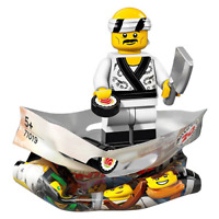 Sushi Chef The LEGO NINJAGO Movie LEGO Minifigure 71019