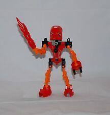 Lego Bionicle Toa Mata Tahu (8534) Complete Figure  & Free USA Shipping