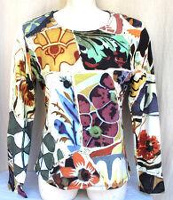 Camiseta de manga larga Gaudi Barcelona Fashion Art talla XL/ polo /Top Nuevo
