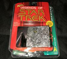 STAR TREK Johnny Lightning BORG CUBE battle damage version TNG ds9 voyager toy