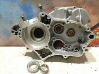 2009 KAWASAKI KX 85 RIGHT ENGINE CASE (B) 09 KX85