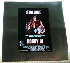 Stallone ROCKY IV  original Dia color von 1985