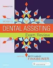 MOSBY'S DENTAL ASSISTING EXAM REVIEW - FINKBEINER, BETTY LADLEY (EDT) - NEW MIXE