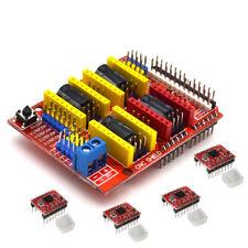 CNC Shield Board + A4988 Stepper Motor Driver For Arduino V3 Engraver 3D Printer