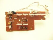 CARVER AVR100 RECEIVER PARTS - board - switch/LED  AVI-715