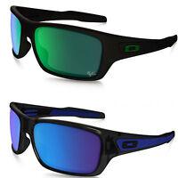 Oakley Turbina Para Hombre De Tinta Negra C / Zafiro Iridium Gafas De Sol oo9263