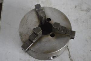 Dreibackenfutter Drehfutter 160 mm für Fräsmaschinen Zubehör