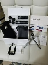 Zoom Lens for Apple iPhone 6 Plus 7-in-1 Combo DCKINA DCK004330 - 2X 9X 12X