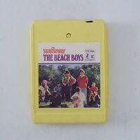 THE BEACH BOYS Sunflower 8RM6382 8 Track Tape