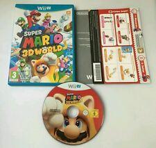 SUPER MARIO 3D WORLD WiiU PAL ESPAÑA NINTENDO WII U (PAGA UN SOLO ENVIO)