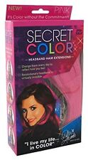 Secret Color Headband Hair Extensions - Pink-Free and Fast Delivery