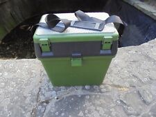 Fishing seat and tackle box ideal for sea,river,carp,lake and all other types .