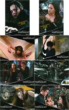 Verflucht Fotosatz komplett 8 AHF LC Set Cursed Christina Ricci, Joshua Jackson