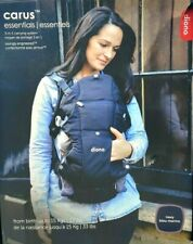 Diono Carus Essentials 3-in-1 Carrying System, Navy