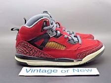Nike Air Jordan Spizike Gym Red Toro Bravo PS 2012 sz 3Y