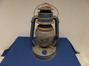 Vintage Chalwyn Tempes Hurricane Storm Lantern Paraffin Oil Lamp Unrestored.