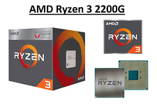 AMD Ryzen 3 2200G Quad Core Processor 3.5 - 3.7 GHz, Socket AM4, 65W CPU