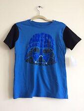 The Disney Store Darth Vader Puff 3D Ink Boys T Shirt Large Star Wars